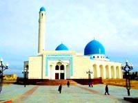 Mангистауская область. Области Казахстана