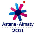 Logo of the Asian Winter Games-2011