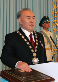 President of the Republic of Kazakhstan