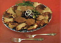 Kazakh cuisine. Kazy