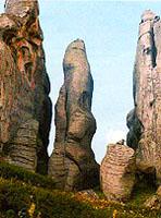 Зоны экологического туризма в Казахстане