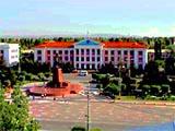 Zhambyl Region. Kazakhstan cities