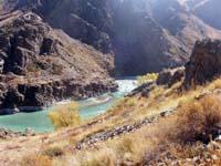 Озеро Алаколь. Реки, озера в Казахстане