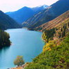 Kolsay Lakes. Rivers & Lakes in Kazakhstan