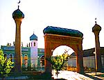 Taraz city monuments. Kazakhstan photos