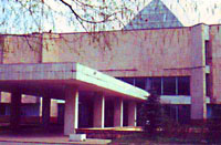 The A. Kasteyev State Museum of Arts. Kazakhstan museums