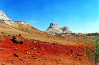 Долина Киин-Кериш. Фотографии природы Казахстана