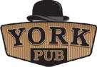 Logo York Pub