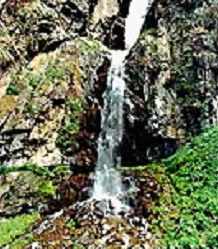 Бутаковские водопады. Казахстан Курорты и рекреация