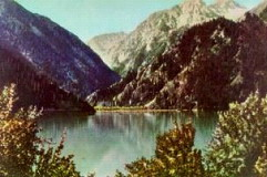 Issyk Lake, 1963