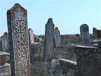 Karaman-Ata Necropolis